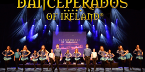 DANCEPERADOS OF IRELAND - TOUR